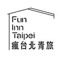 瘋台北青年旅舍logo